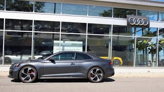 Buying the 2018 Audi RS5? | Watch before you buy.