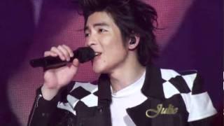 蕭敬騰소경등2011/2/26【上海演唱會】26.兩只蝴蝶