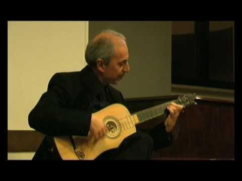 François Le Cocq - Chaconne - Rosario Cicero (Baroque Guitar)
