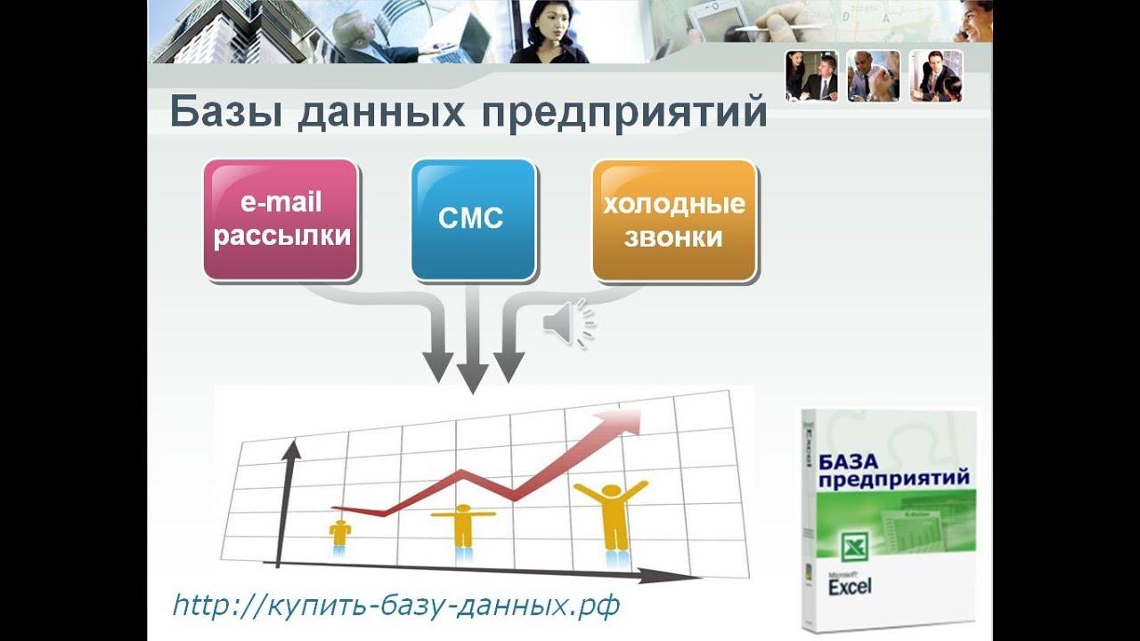 купить базу данных клиентов строительных компаний