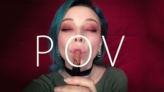 MY FIRST MAKE-UP POV