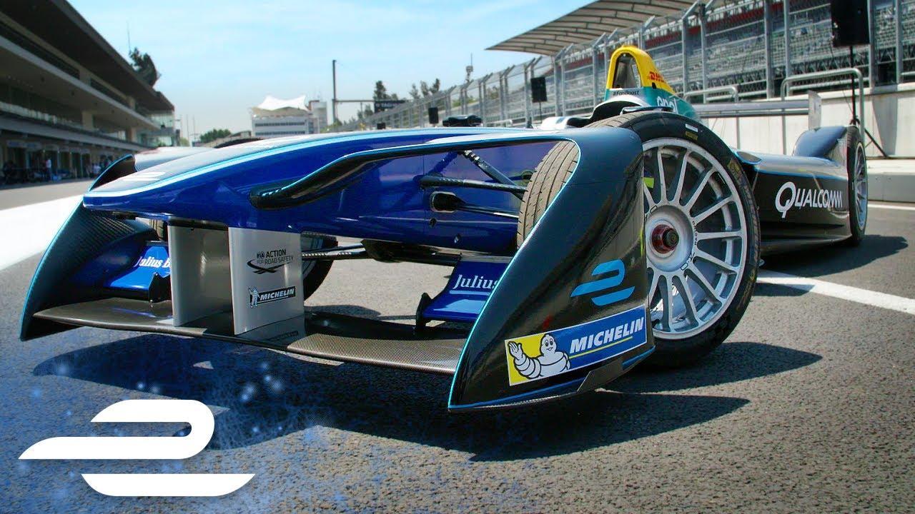 Formula E Car Performance Specs Stats
