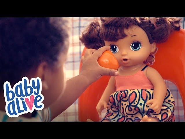 Baby Alive Brasil - Todos Podemos Cuidar