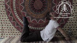 Traditional Yoga from Thailand - Reusi Dat Ton: Thai Hermit's Exercise 20