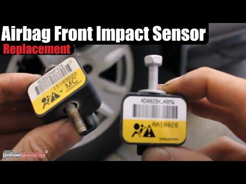 Silverado/ Sierra Front Impact Airbag Sensor Replacement (GM Truck