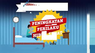 Edukasi Germas  Bahasa Indonesia