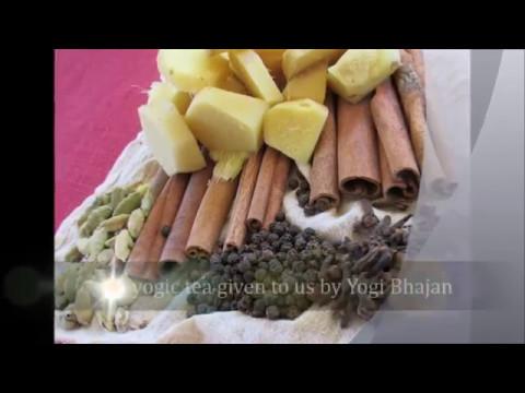 How to make a pot of Yogi Tea Kundalini Style