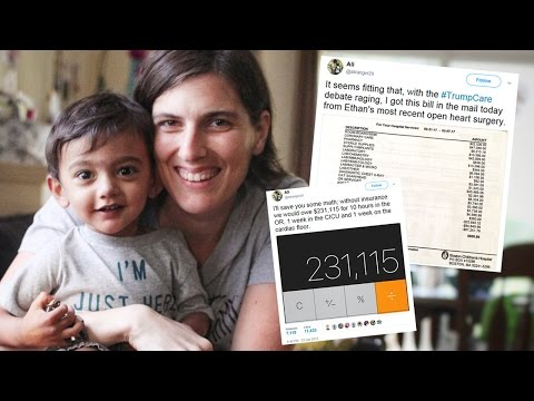 Why This Mom Posted Her 3-Year-Old Son's $231,115 Medical Bill Online