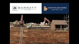 Barratt/David Wilson Site: October Update