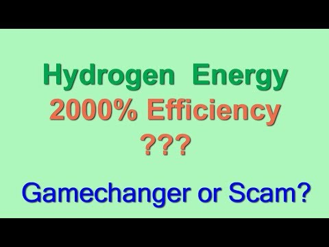Hydrogen Energy Technology - A True Game changer 2018
