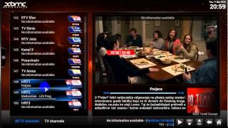 Repeat youtube video XBMC LIVE.TV NETTVPLUS 2014