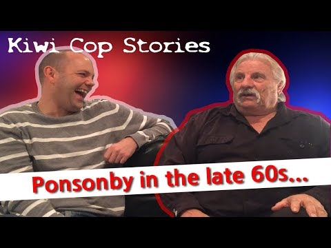 Ponsonby in the lat 60s [Kiwi Cop Stories]