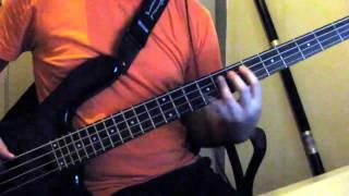 ステレオポニー - ツキアカリのミチシルベ Bass Cover.