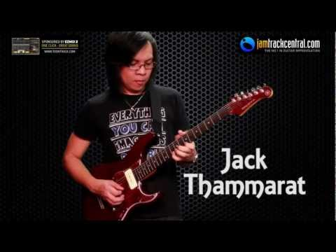 Jam Track Central Mega Jam feat. Jack T, Martin Miller, Feodor Dosumov, Tom Quayle and Andy Wood