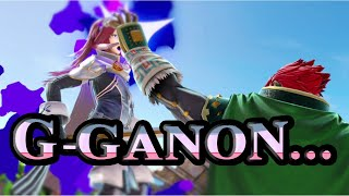 THIS GANON HAD ME SHOOK... EMERGENCY FIRST TO 10!