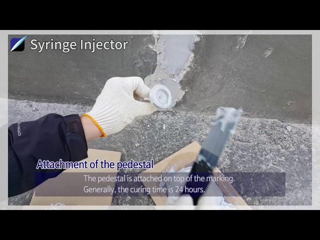 Cách thi công chống thấm bể nước bị nứt lâu ngày bằng  keo Epoxy