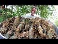 Big Shrimp Curry | Giant prawns Recipe | Yummy Prawns Recipe By Grandpa Kitchen