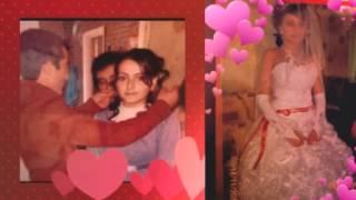 Годовщина свадьбы......5 лет....
