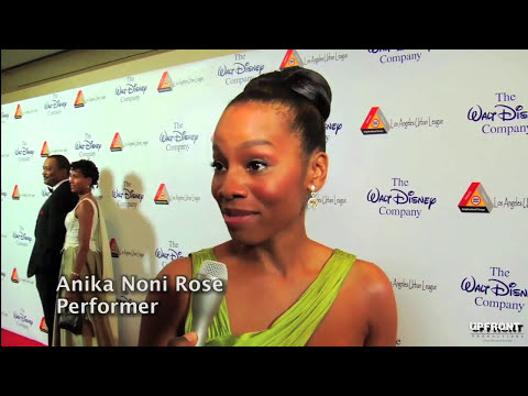 Anika Noni Rose  and Obama film highlights by filmmaker Keith O