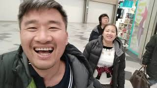 Đi dạo sân bay Sydney