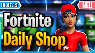 ☕ CUSTOM BANNER SKINS 🛒 - Fortnite Daily Shop (18 Juli 2019)