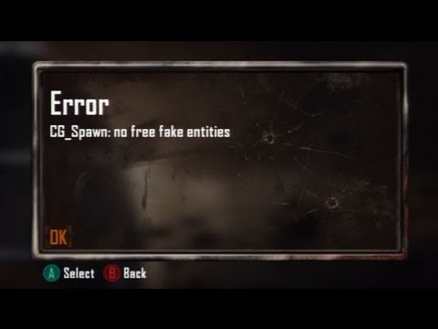 G_spawn no free entities