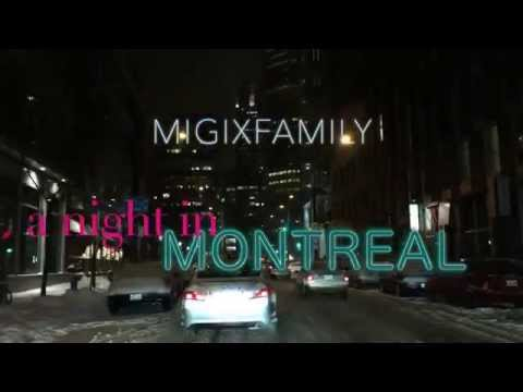 A night in Montreal