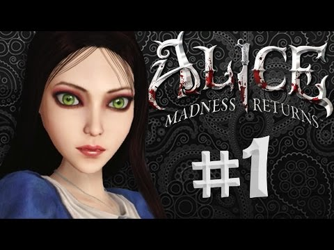 ALICIA EN DROGAS?! | Alice: Madness Returns #1 - lele