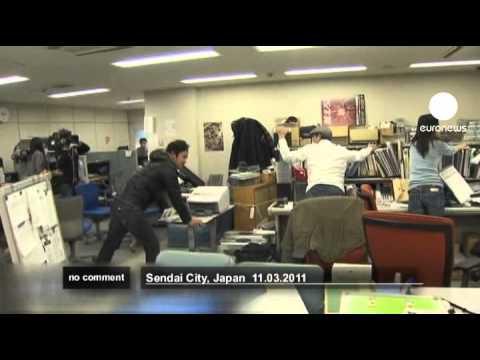 8.8 Magnitude Earthquake hits Japan - no comment