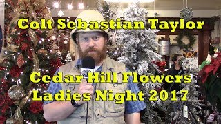 Cedar Hill Flowers 2017 Ladies Night Shopping Event