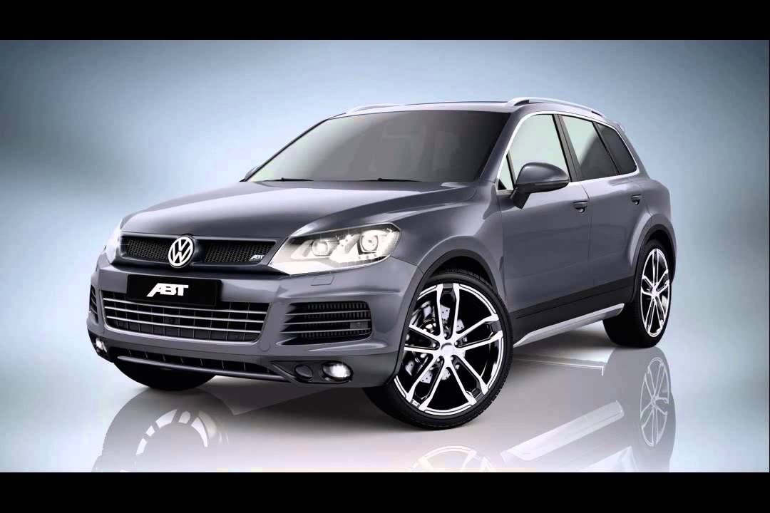 Volkswagen Touareg 4 2 V8 Tuning Youtube
