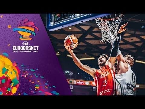 Lithuania v Georgia - Highlights - FIBA EuroBasket 2017