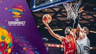 Lithuania v Georgia - Highlights - FIBA EuroBasket 2017