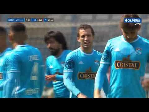 Sporting Cristal Universitario de Deportes Goals And Highlights