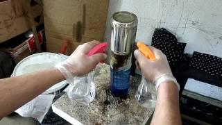 Chromowanie natryskowe w domu :) Хим метализация Україна Viber +48575970114