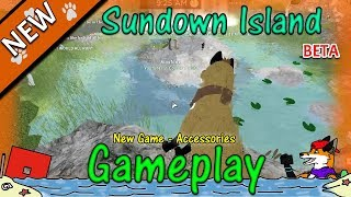 ROBLOX - New Sundown Island - Gameplay #1 - HD
