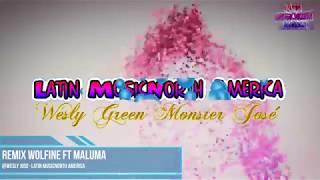 Bella (Remix) Wolfine ft Maluma - (Video - Lyrics - Oficial)ᴴᴰ