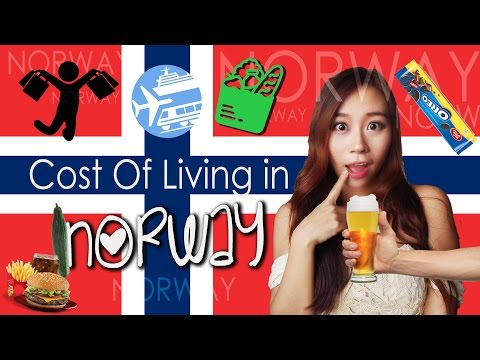 Cost of living in Norway 2016