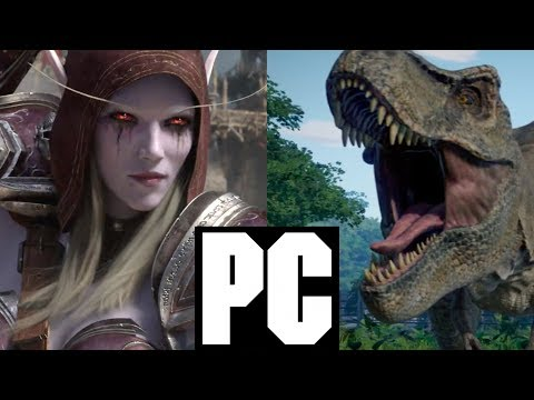 Top 10 - Upcoming PC games 2018