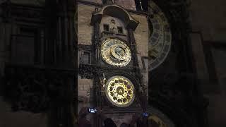 체코 프라하 천문시계