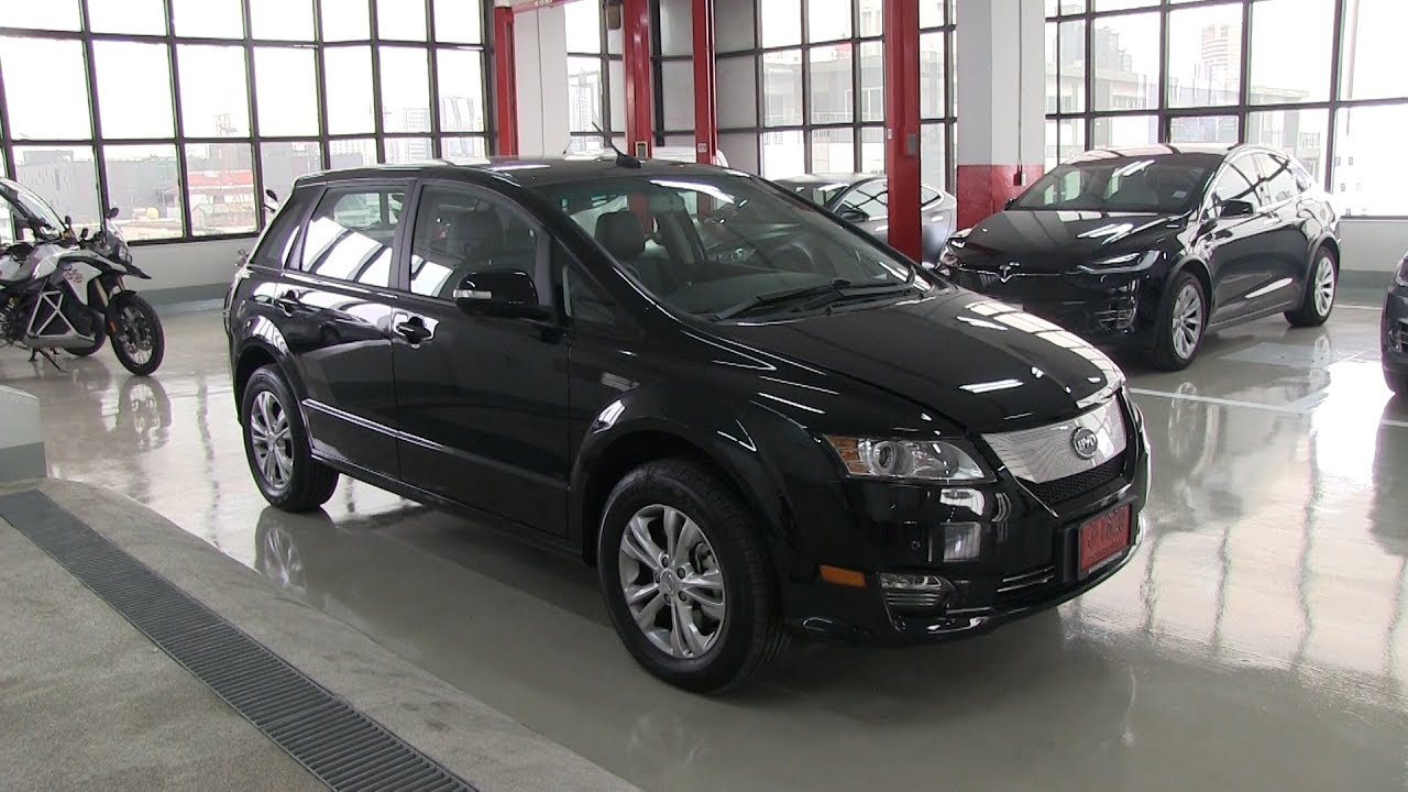 BYD e6 short review