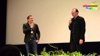 JP. AMERIS aux Rencontres du Cinéma de Gérardmer 2015