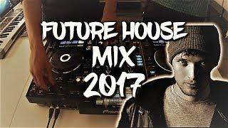 Future House Mix (Pioneer XDJ-RX) - Live Mix 2017