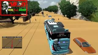 Test Drive Mod LAKSANA SR-2 XHD Primev2 By OJE_PeJe Team - Euro Truck Simulator 2 Indonesia Gameplay