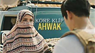 Kapalı Kızla Koreli Askerin Aşkı // Duygusal KORE KLİP AHWAK