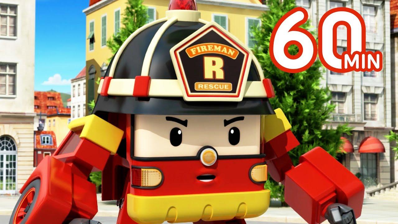 Download Robocar POLI 1 Hour Clip | You Should Look Carefully | Cartoon for Kids | Robocar POLI TV