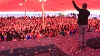 Falak Shabir - Girls Show Gujranwala - Pakistani Songs Live