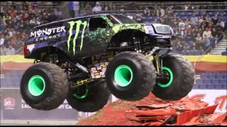 Monster Jam Theme Songs: Monster Energy