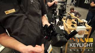 Wooden Camera Quick Cage for GH3 (NAB 2013)