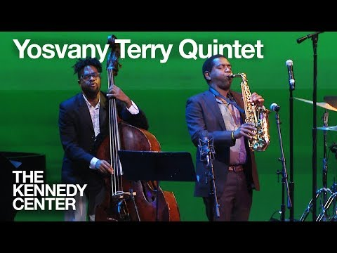 Yosvany Terry Quintet | LIVE at The Kennedy Center
